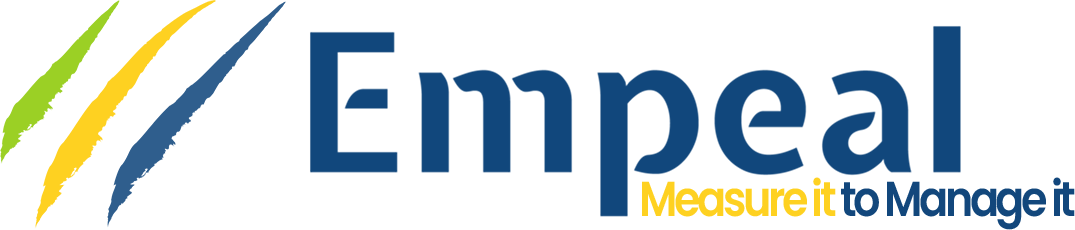 Empeal logo with tagline